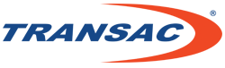 Logotipo Transac Transporte Rodoviário