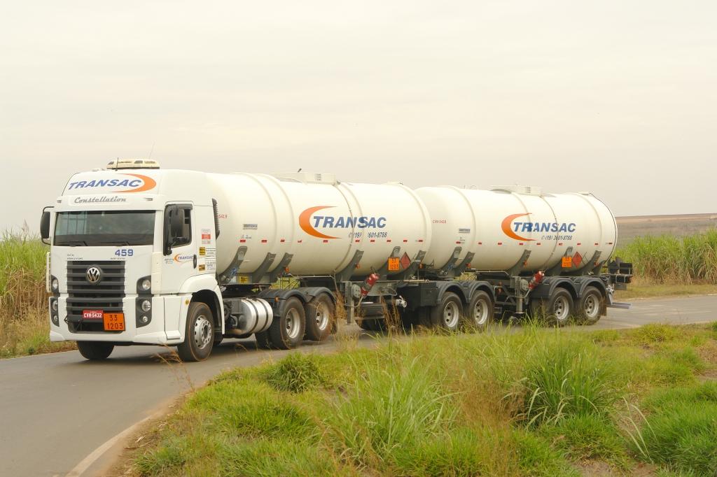 Legislação e Normas do transporte de produtos perigosos