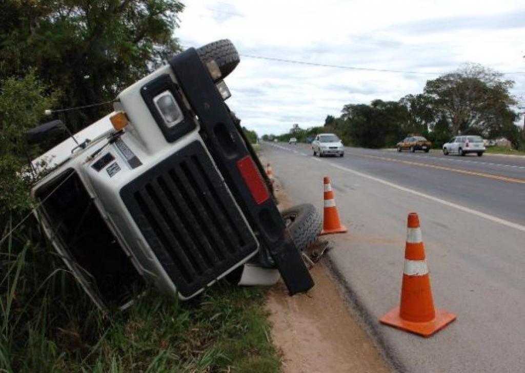 Falha humana ainda é a principal causa de acidentes no Brasil.