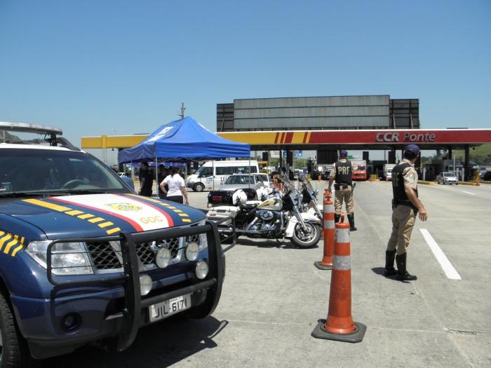 Operação Rodovida quer evitar tragédias no trânsito durante festas de fim de ano,