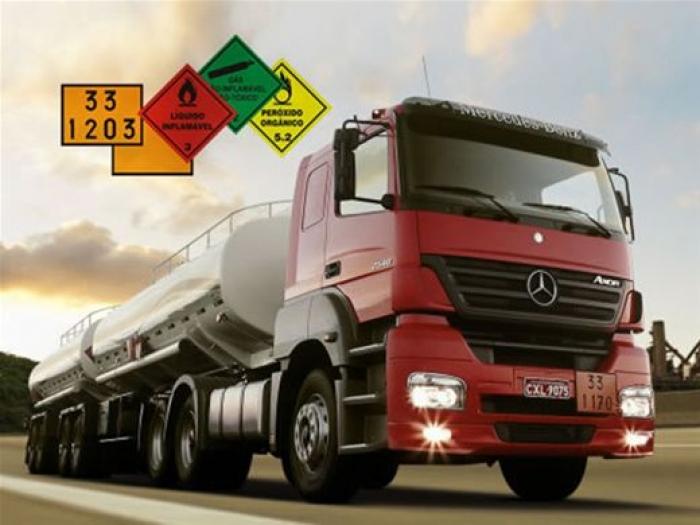Transporte de produtos perigosos tem novas regras