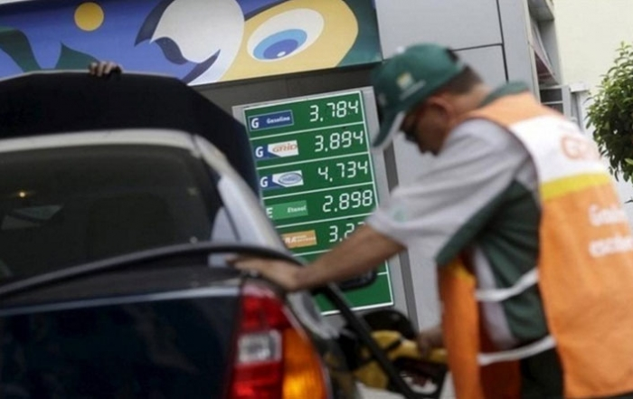 Petrobras reajusta o preço do diesel