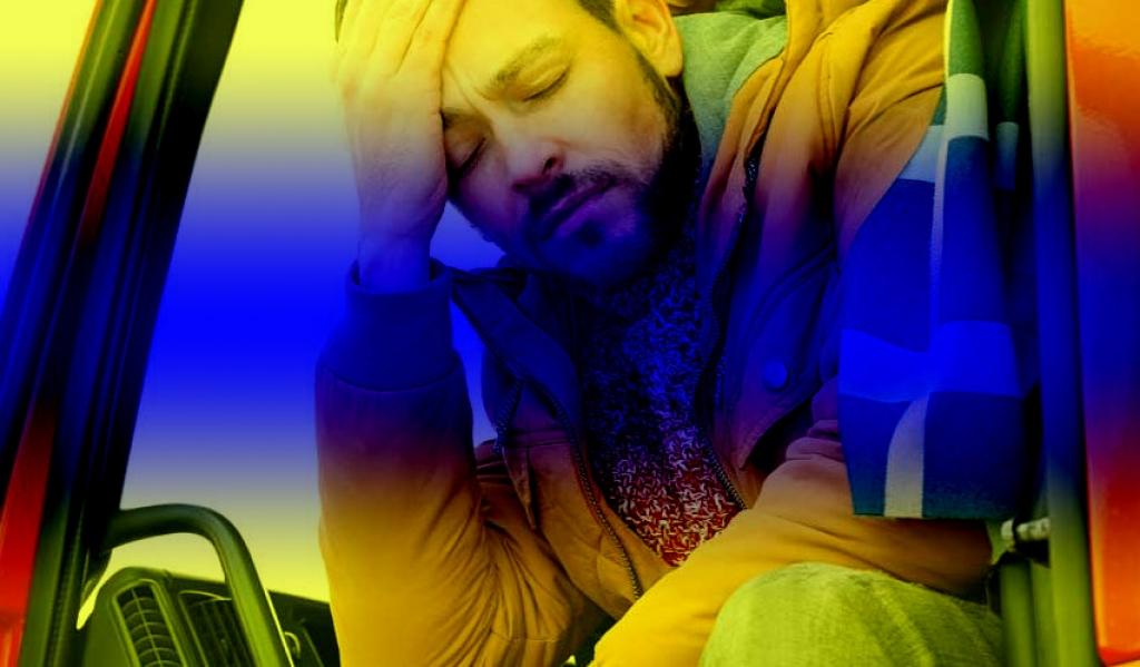 Sintomas da fadiga e do sono ao volante.